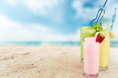 Молочный коктейль стоковая фотография rf