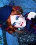 Молодая дама Стоковые Фотографии RF