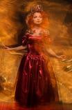 Молодая женщина красоты, крупный план, реальная девушка красоты стоковое изображение rf