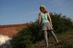 Молодая женщина Стоковые Фотографии RF