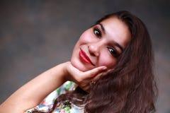 Молодая женщина romany Стоковая Фотография