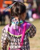 Молодая индийская девушка стоковые фото