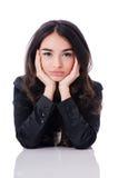 Молодая коммерсантка Стоковое Фото