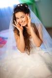 Молодая невеста Стоковые Изображения RF