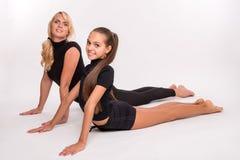 Молодая дочь матери и подростка Стоковые Изображения RF