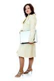 Молодая привлекательная женщина Стоковая Фотография RF