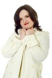 Молодая привлекательная женщина Стоковое фото RF