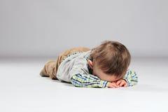 Молодой малыш мальчика Стоковое Изображение RF