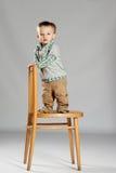 Молодой малыш мальчика Стоковые Изображения