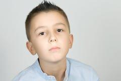 Молодой мальчик стоковая фотография
