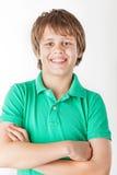 Молодой мальчик Стоковое Фото