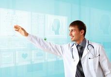Медицина и технология Стоковые Фотографии RF