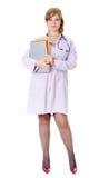 Молодой доктор стоковые фото
