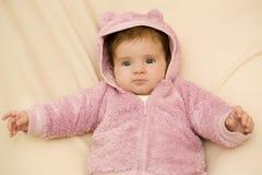 Молодой портрет младенца Стоковая Фотография RF