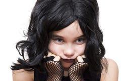 Молодой представлять битника Стоковая Фотография
