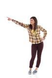 Молодой представлять женщины Стоковое фото RF