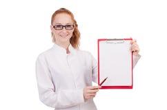 Молодой студент-медик Стоковые Изображения RF