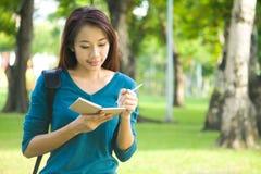 Молодой студент стоковое фото rf