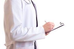 Молодой человек в мантии доктора Стоковая Фотография