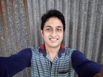 Молодой человек стоковые изображения rf