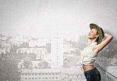 Молодо и свободно Стоковая Фотография