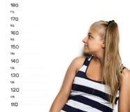 Молодые красивые белокурые фотографии преступника женщины Стоковая Фотография RF