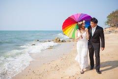 Молодые пары в влюбленности Стоковое фото RF