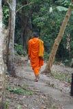 2 молодых буддийских монаха Стоковое фото RF