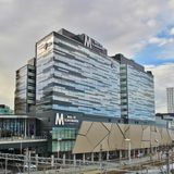 Мол Скандинавии Стоковое фото RF