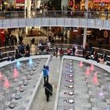 Мол Скандинавии Стоковые Фотографии RF