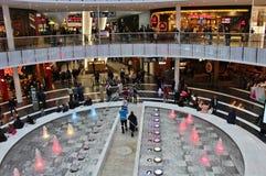 Мол Скандинавии Стоковое Изображение