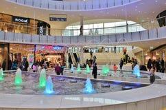 Мол Скандинавии Стоковая Фотография
