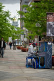 Мол улицы Денвера шестнадцатый Стоковая Фотография RF