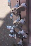 Модульная форма-опалубка Стоковое фото RF