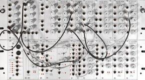 Модульное synth Стоковое Изображение RF