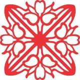 Модуль 4 абстракции Cattleya Стоковая Фотография RF