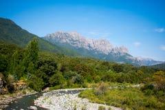 Молчаливая гора Стоковые Изображения RF