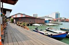 Молы клана Penang Стоковое Фото