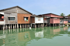 Молы клана Penang Стоковые Фото