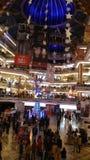 Мол Udaipur Раджастхан торжества большой взгляд Стоковое фото RF