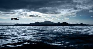 мрак обречения Стоковая Фотография