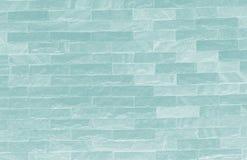 Мраморная каменная сделанная по образцу стена, мраморная текстура каменной стены, мраморный камень в голубом тоне Стоковые Изображения