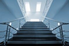 мраморная лестница Стоковая Фотография RF