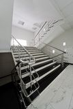 мраморная лестница Стоковое фото RF