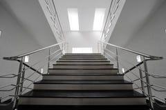 мраморная лестница Стоковые Изображения