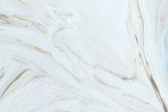 Мраморная предпосылка текстуры картины Стоковое фото RF