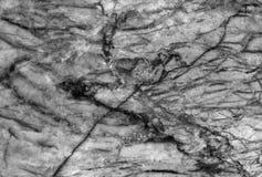 Мраморная предпосылка конспекта текстуры с серым цветом Стоковая Фотография