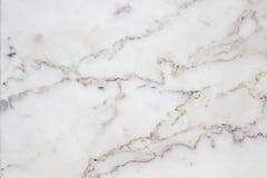 Мраморная текстура, белая мраморная предпосылка Стоковые Изображения RF