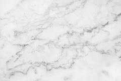 Мраморная текстура, белая мраморная предпосылка Стоковые Изображения