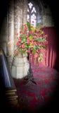 Мраморная церковь, Bodelwyddan, Уэльс Стоковая Фотография
